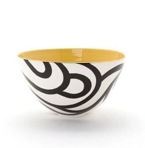 JILL ROSENWALD - groton swirl large mimi bowl - Salatschüssel