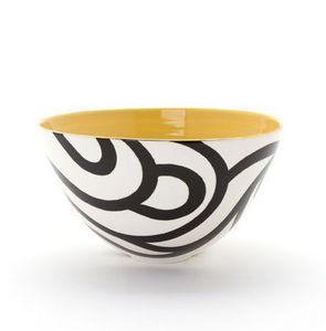 JILL ROSENWALD STUDIO - groton swirl large mimi bowl - Salatschüssel