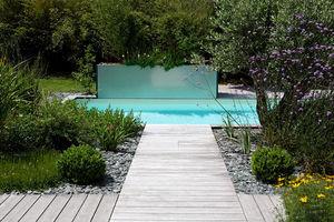 CARON PISCINES -  - Traditioneller Schwimmbad