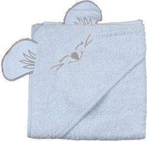 SIRETEX - SENSEI - cape de bain en forme de souris ciel - Badecape