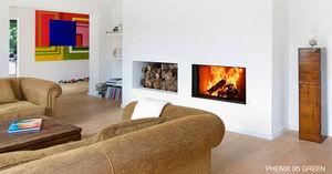 Bodart & Gonay - phenix 95 green - Geschlossener Kamin