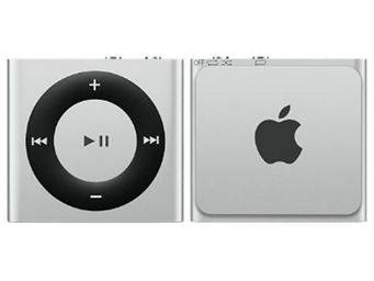APPLE - ipod shuffle 2 go silver (5me gnration) - new - Mp3