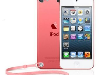 APPLE - ipod touch 32 go rose (5me gnration) - new - Mp3