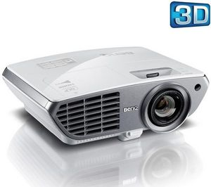 BENQ - w1300 - vidoprojecteur dlp 3d - Video Light Projector