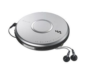 SONY - baladeur cd walkman d-ej011 - Mp3