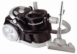 TECHWOOD - aspirateur sans sac 2000w tas321 - techwood - Beutelloser Staubsauger