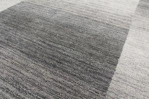 NAZAR - tapis gabbeh 70x230 silver - Moderner Teppich