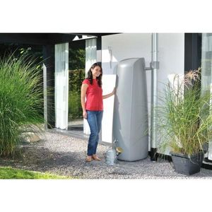 GARANTIA - kit recuperation eau de pluie elegance - Wassertank