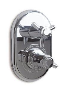 Cristal Et Bronze -  - Thermostat Dusche Mischbatterie