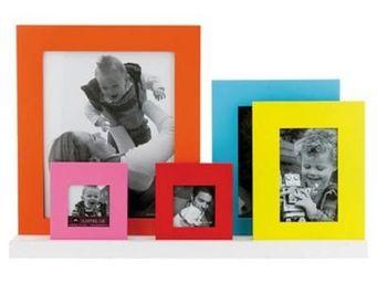 Present Time - cadre photo couleur - Fotorahmen