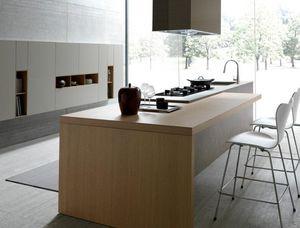 MODULNOVA -  - Kleine Einbauküche