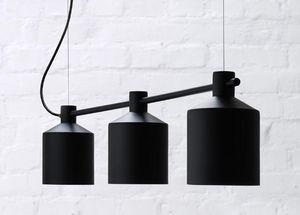 Zero - silo trio - Deckenlampe Hängelampe