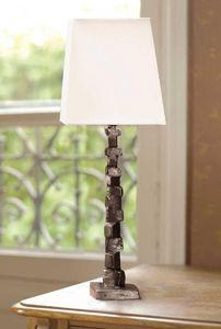 La maison de Brune - fragile petite - Tischlampen