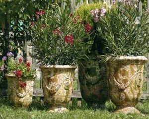 POTERIE TERRE FIGUIERE -  - Große Vase
