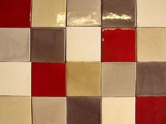 Ceramiques du Beaujolais -  - Bodenfliese, Terrakotta, Emailliert