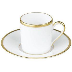 Raynaud - fontainebleau or (filet marli) - Kaffeetasse