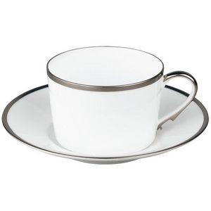 Raynaud - fontainebleau platine - Teetasse