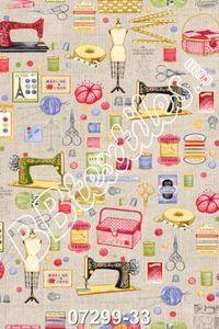 B & B Textiles -  - Bezugsstoff