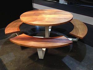 Cassecroute -  - Picknick Tisch