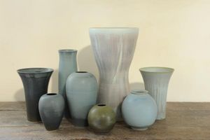 Christiane Perrochon -  - Vasen
