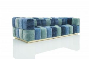 EMANUEL UNGARO -  - Sofa 3 Sitzer