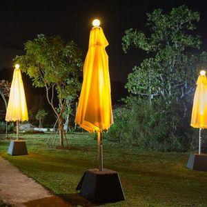 FOXCAT -  - Leucht Sonnenschirm