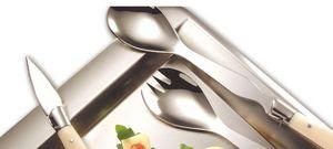 LAGUIOLE CLAUDE DOZORME -  - Salatbesteck