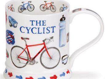 Dunoon - cyclist - Mug