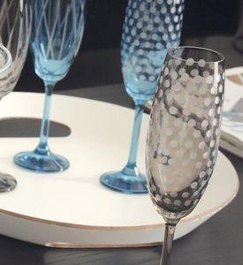 Bruno Evrard -  - Champagnerkelch