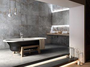 ROCA - art plus  - Freistehende Badewanne