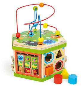Legler -  - Aufbau Spiel