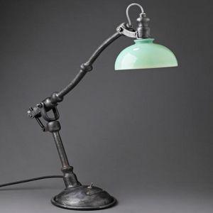 OLIVIER LE CLERC - delta-- - Tischlampen