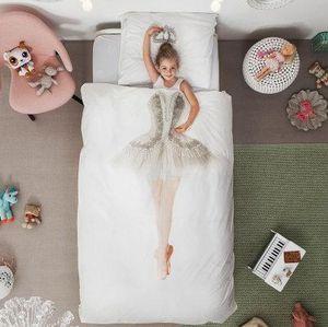 SNURK - ballerina - Kinder Bettbezug