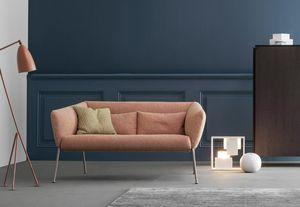 Bonaldo - nikos - Sofa 2 Sitzer