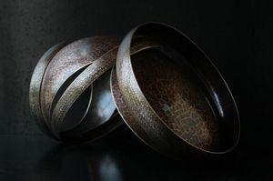 ELIE HIRSCH - argan - Skulptur