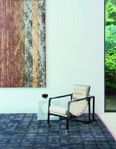 Toulemonde Bochart - precious encre argent - Moderner Teppich