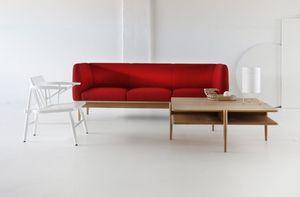 BRANCA - sofo- - Sofa 3 Sitzer