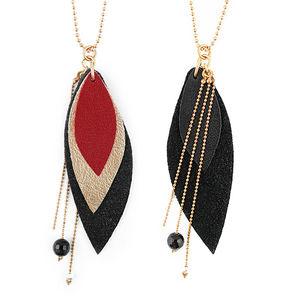 NI UNE NI DEUX - pop rouge - Halskette