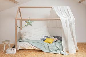 BLOMKÅL - dreamer - Hütte Bett Für Kinder