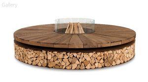Ak47 design -  - Tisch Mit Feuerstelle