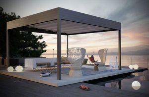 FRAMA - sintesi quattro - Terrassenüberdachung