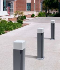 Concept Urbain - imawa - Parkplatz Pfosten