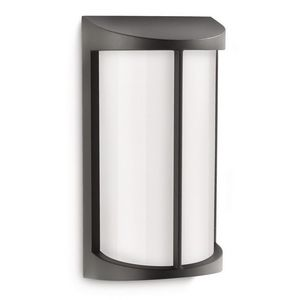 Philips - lampe extérieure pond ip44 h27 cm - Garten Wandleuchte
