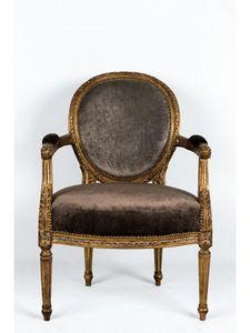 Artixe - gordella - Medaillon Sessel