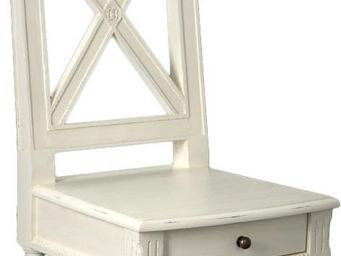 Amadeus - valet de nuit chaise perle -