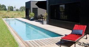CARON PISCINES -  - Schwimmbecken