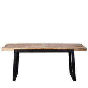 ANOTHER BRAND - table extensible infinito - Rechteckiger Esstisch