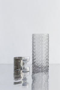 &klevering - tealight holder cosmic silver - Windlicht