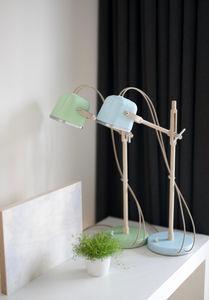 Swabdesign - mob wood pastel - Tischlampen
