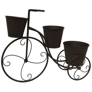 CHEMIN DE CAMPAGNE - velo porte plante bicyclette jardinière cache pot  - Blumenkasten